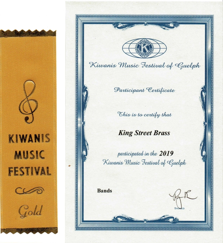 2019 Kiwanis Award